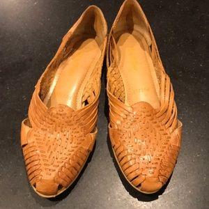 Shoes - Leather slides